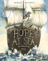 Book cover for Hope at Sea