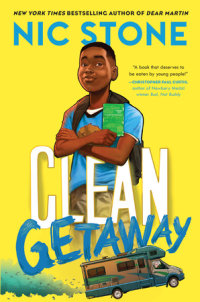 Cover of Clean Getaway cover