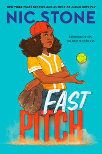 Book cover for Fast Pitch