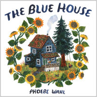 Cover of The Blue House cover
