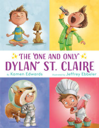 Cover of The One And Only Dylan St. Claire
