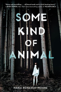 Book cover for Some Kind of Animal