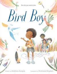 Book cover for Bird Boy (An Inclusive Children\'s Book)