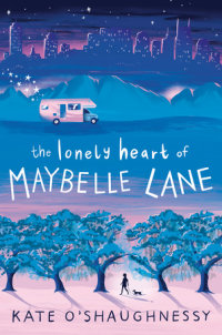 Cover of The Lonely Heart of Maybelle Lane cover