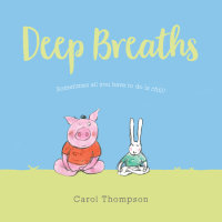 Cover of Deep Breaths cover