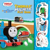 Book cover for Thomas\' Magnetic Play Book (Thomas & Friends)