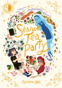 Cover of Séance Tea Party cover