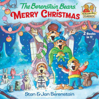 Book cover for The Berenstain Bears\' Merry Christmas (Berenstain Bears)