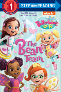 Book cover for The Bean Team (Butterbean\'s Cafe)