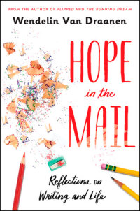 Book cover for Hope in the Mail