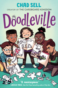 Cover of Doodleville cover