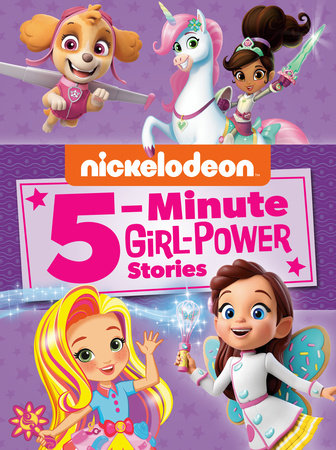 Nickelodeon 5-Minute Girl-Power Stories (Nickelodeon)