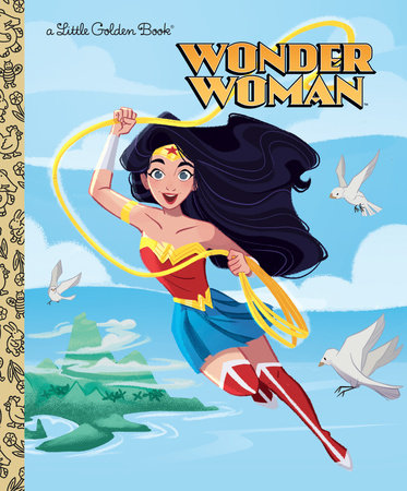 Wonder Woman (DC Super Heroes: Wonder Woman)
