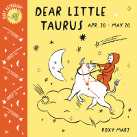 Book cover for Baby Astrology: Dear Little Taurus