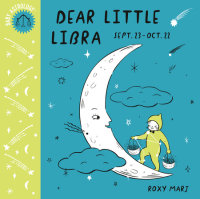Book cover for Baby Astrology: Dear Little Libra