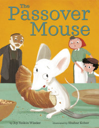 Cover of The Passover Mouse cover