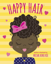 Book cover for Happy Hair
