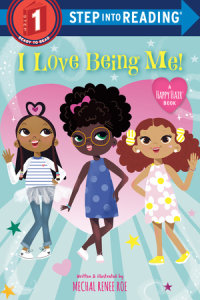 Book cover for I Love Being Me!