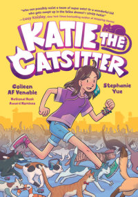 Cover of Katie the Catsitter cover