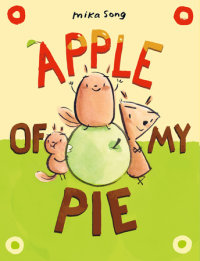 Book cover for Apple of My Pie