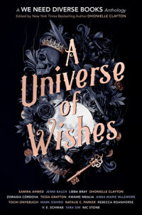 Book cover for A Universe of Wishes