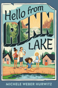 Cover of Hello from Renn Lake cover