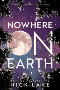 Cover of Nowhere on Earth cover