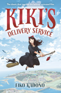 Cover of Kiki\'s Delivery Service cover
