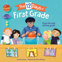 Cover of The 12 Days of First Grade cover