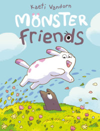 Book cover for Monster Friends