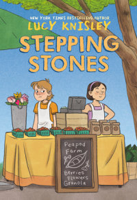 Cover of Stepping Stones cover