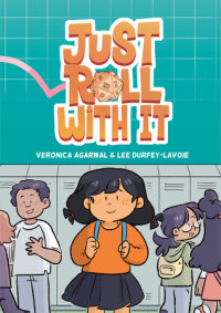 Cover of Just Roll with It cover