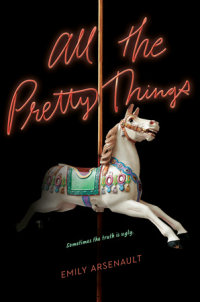 Cover of All the Pretty Things cover