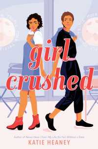 Cover of Girl Crushed cover