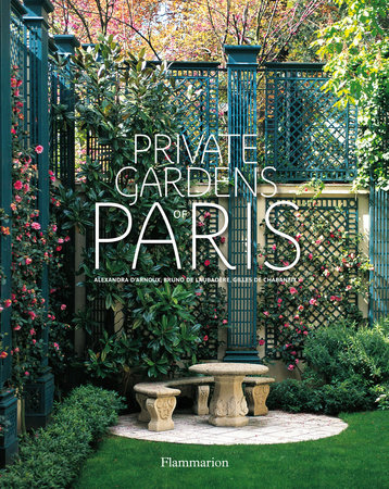 Private Gardens of Paris