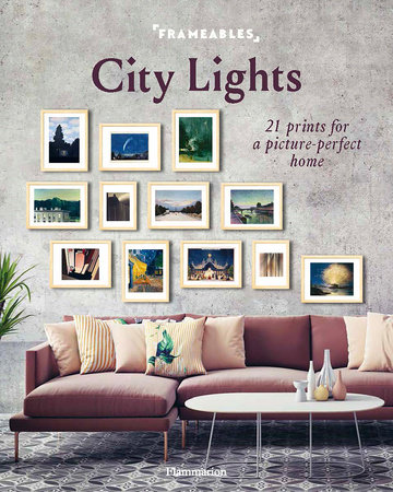 Frameables: City Lights