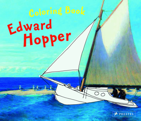 Coloring Book Hopper