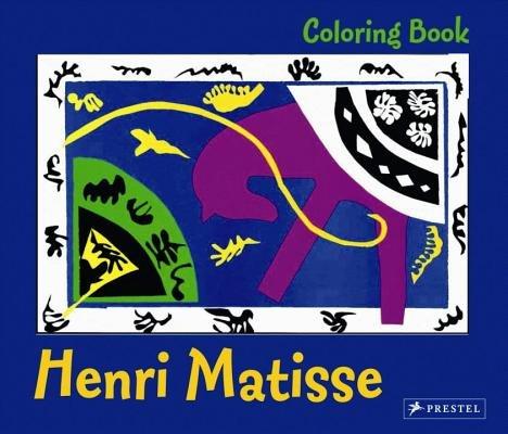Coloring Book Matisse