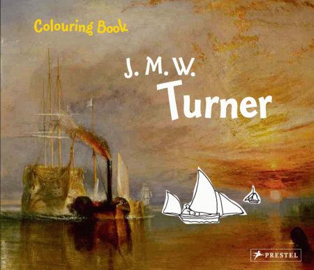 Coloring Book Turner