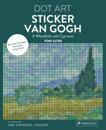 Sticker Van Gogh