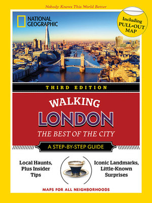 National Geographic Walking Guide: London 3rd Edition