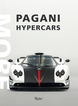 Pagani Hypercars More Rizzoli New York
