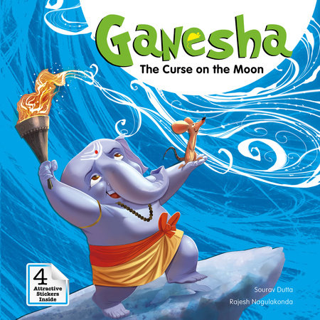 Ganesha: The Curse on the Moon